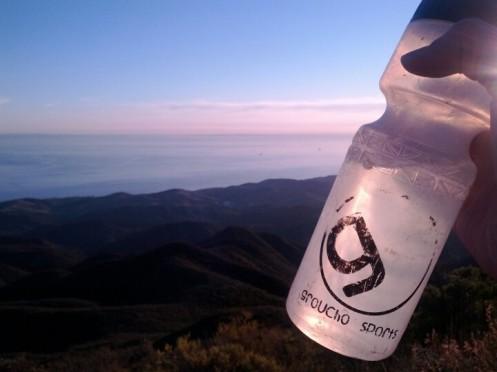 Groucho Sports Water Bottle