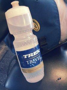 TT Bottle and Timbuk2 Bag